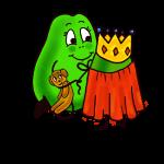 Têtard petit roi