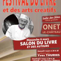 Festival  du livre et des arts créatifs