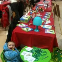Un salon pour les enfants…
